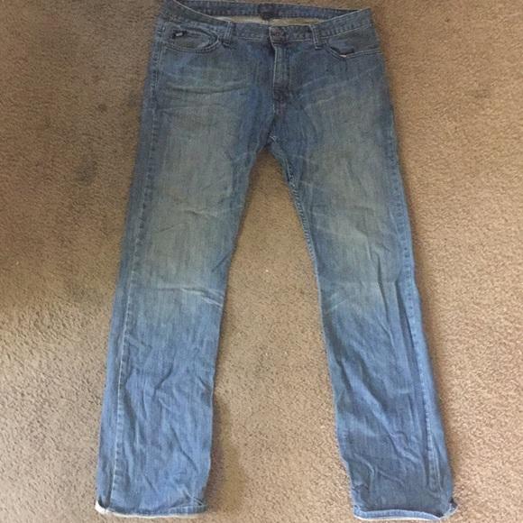 7f157e2b8e3 Vans stonewash Men s slim fit jeans 36x34 PC. M 5abebf055512fdaff43169a7